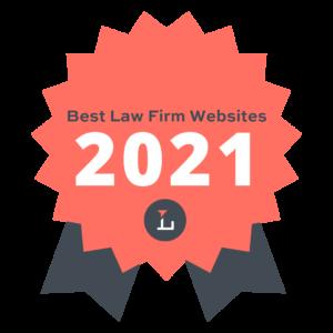 lawyerist best website badge